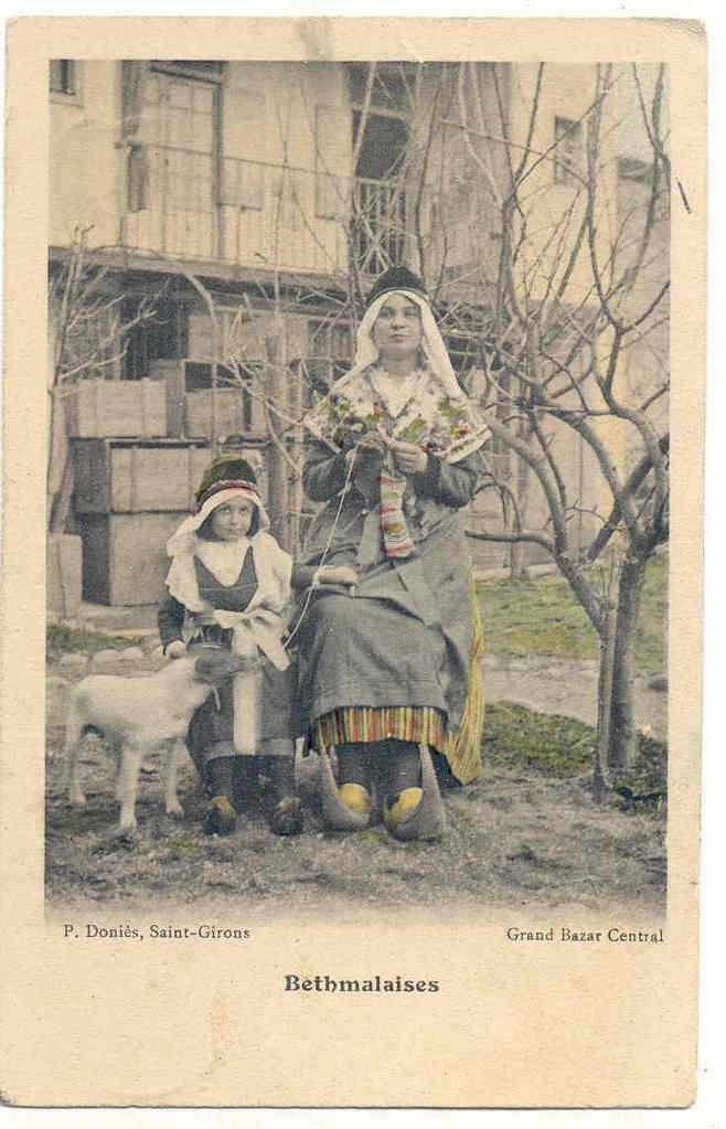 Bethmalaises-France 1905