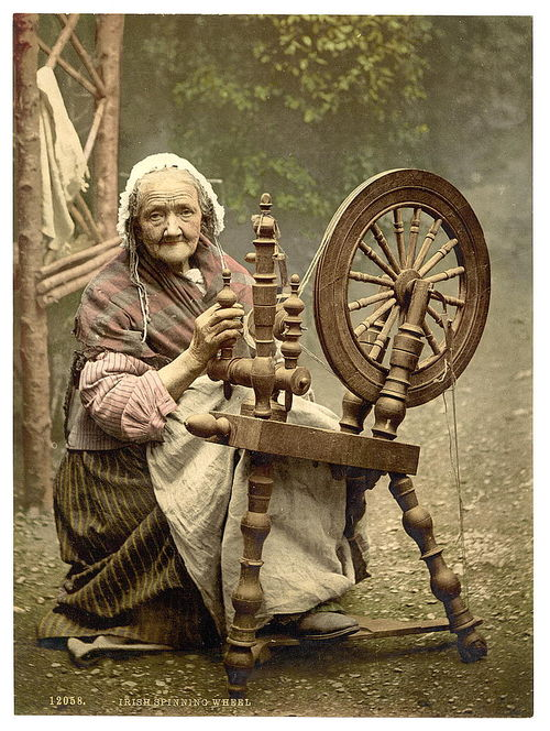 THE Irish Spinner