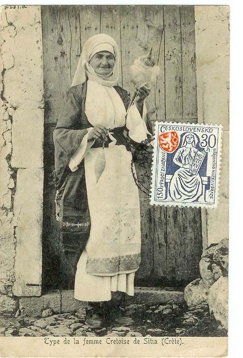 Cretan Spindler 1903
