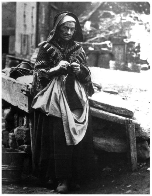 Aran Island Knitter