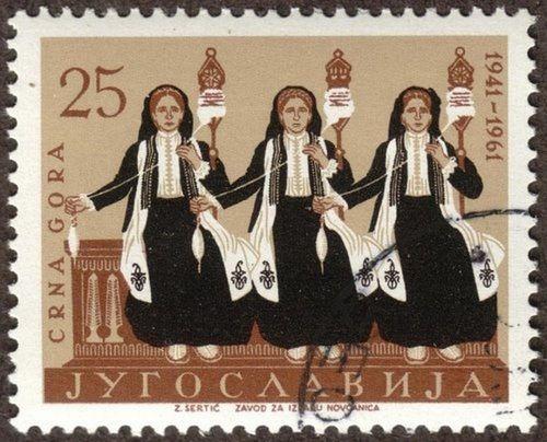 Yugoslavia stamp spindlers 1961-large