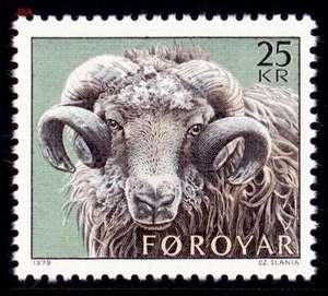 Ram_stamp_faroes_1979