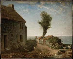 Millet_end_of_the_hamlet_of_gruchy_