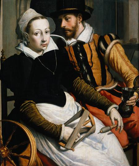 Man_woman_spinning_wheelpieter_piet