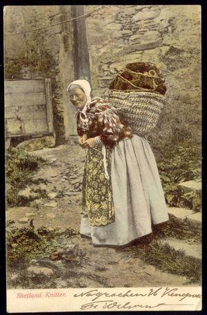 Shetland_knitter_1904